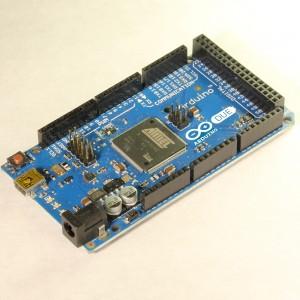 Arduino Due bude obsahovat 32 bitový ARM procesor.